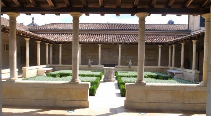 シャトー・ラ・ミッション・オー・ブリオン☆ワイナリー訪問 Chateau La mission Haut Brion